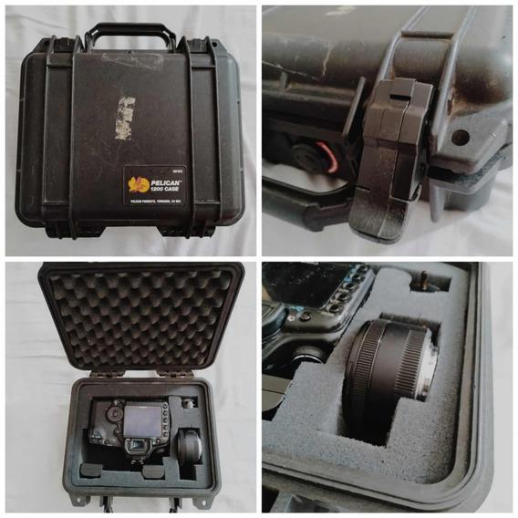 Pelican Case 1200 Dslr Go Pro Action Cam Sony
