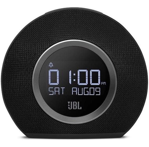 Caixa De Som Jbl Horizon Bluetooth Rádio Relógio Fm Alarme