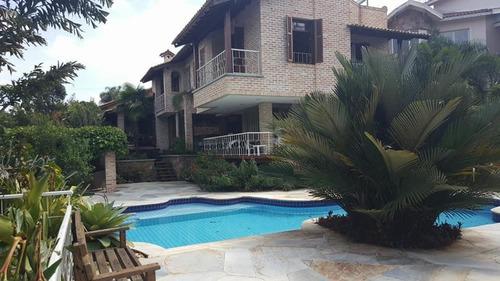 Casa Com 3 Dormitórios À Venda, 600 M² Por R$ 4.500.000,00 - Condomínio Village Visconde De Itamaracá  - Valinhos/sp - Ca2015