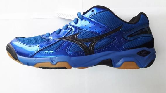 Zapatillas Mizuno Wave Twister 4 Indoor Hombre Nuevo Modelo!