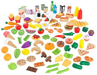 Kidkraft Tasty Treats Juego De Comida Set