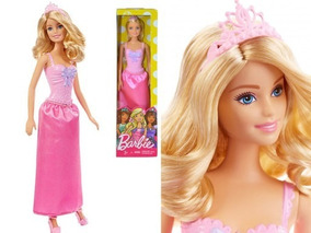 Boneca Barbie Princesa Loira Original Barato + Frete Gratis