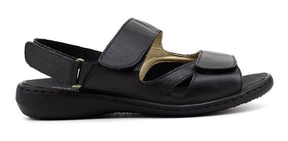 Sandália Senhora Opananken 22822 Preto Pixolé Calçados