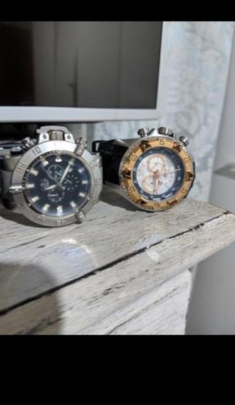 Relógios Invicta 1194 Subaqua E InvictaMens 12696 Excursion