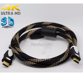 Cable Hdmi 25 Metros Full Hd 1080p - Soporta 3d 4k 4096x2160