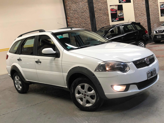 Fiat Palio 1.4 Weekend Trekking 87cv 2013