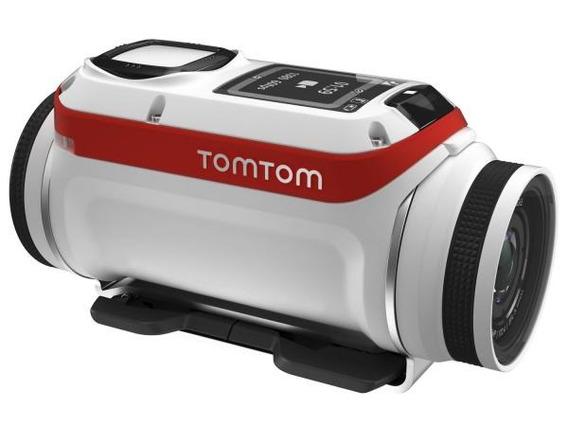 Tomtom Bandit Action Cam Câmera Digital 4k Ultra Hd 16mp