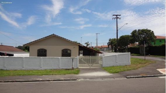 Casa Para Venda Em Araucária, Passaúna, 3 Dormitórios, 1 Suíte, 3 Banheiros, 3 Vagas - Ca 0205_2-718380