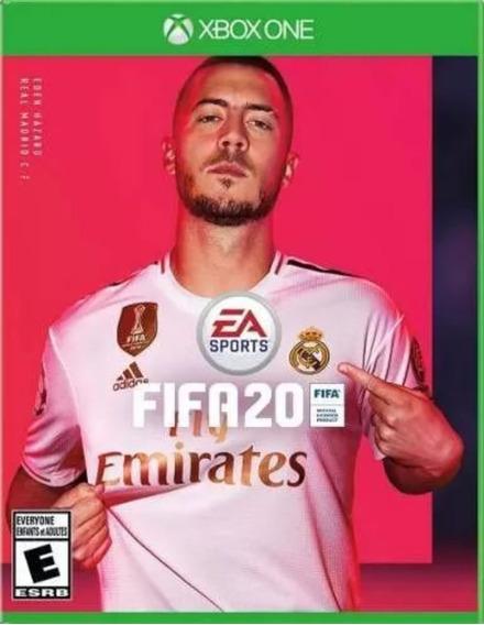 Fifa 20 Xbox One Digital Online Envio Imediato