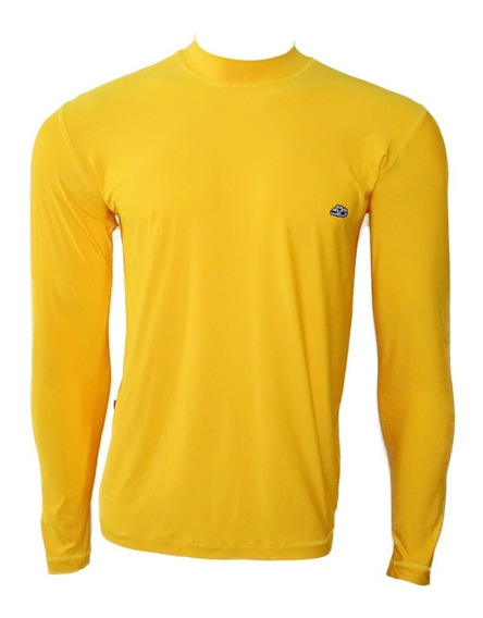 Kit 15 Camisas De Proteção Solar Térmica Uva Uvb Fps50+
