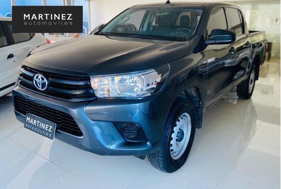 Toyota Hilux 2018 2.7 Nafta 4x4 Exelente Estado !!!!!!!!!!