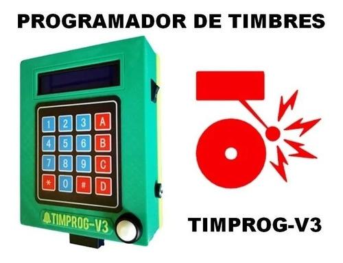 Oferta! Timbre Programable +timbre Musical Colegios Empresas