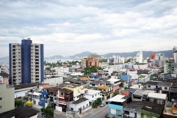 Guarujá Enseada Vista Privilegiada Para O Mar - 3 Dts, Sacada, Lazer, Piscina, Jogos, 2 Vagas. - Ap0996