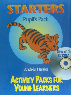 Act Packs Young Learners Starters Al+cdr(9781900783965)(lib
