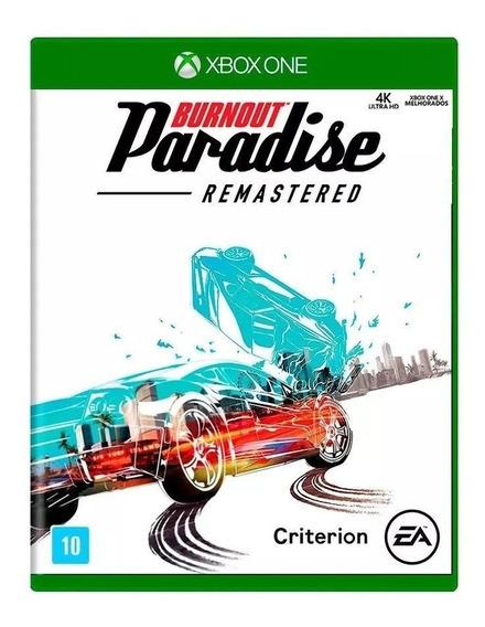 Burnout Paradise Remastered - Xbox One - Digital - Imediato