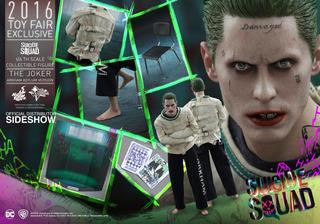 Hot Toys Dc Comics Joker Arkham Asylum Hobbyfan