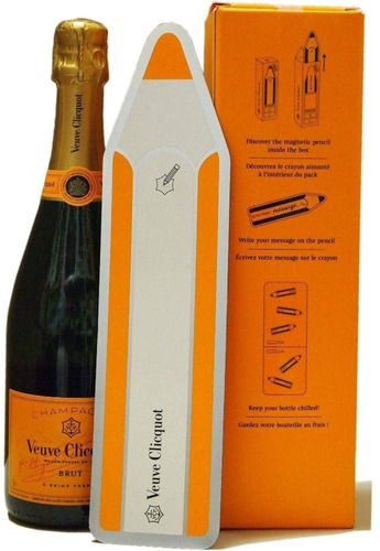 Veuve Clicquot Magnetic Champ. 750 Ml. Liniers/nordelta