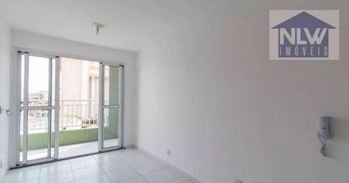 Apartamento Com 1 Dormitório À Venda, 33 M² Por R$ 270.000,00 - Belém - São Paulo/sp - Ap3656