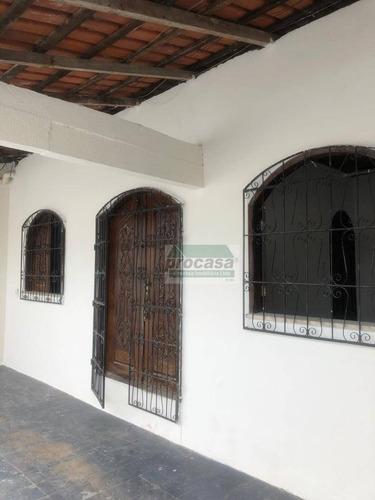 Imagem 1 de 15 de Casa Com 4 Dormitórios, 240 M² - Venda Por R$ 480.000 Ou Aluguel Por R$ 2.500/mês - Cidade Nova - Manaus/am - Ca4136