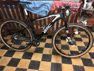 Bicicleta Bmc Team Elite 02
