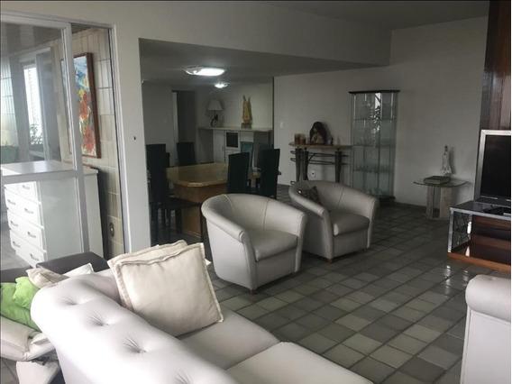 Apartamento Em Espinheiro, Recife/pe De 210m² 4 Quartos Para Locação R$ 3.000,00/mes - Ap274532