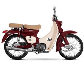 Zanella Motoneta 110 Motoroma 12 Ctas $2362