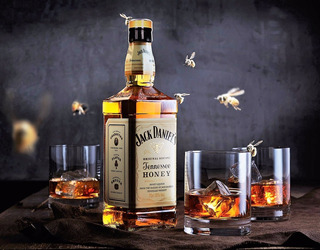 Whisky Jack Daniels Honey 1 L Importado Usa Envio Gratis!!!