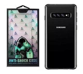 Capa Case Ultra Slim King Kong Armor Galaxy S10 Plus