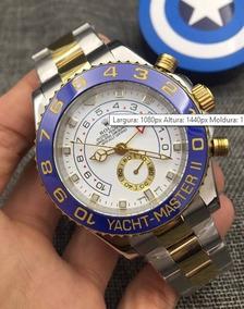 Relógio Rolex Mod. Yacht Master I I - 12 X Vezes Sem Juros