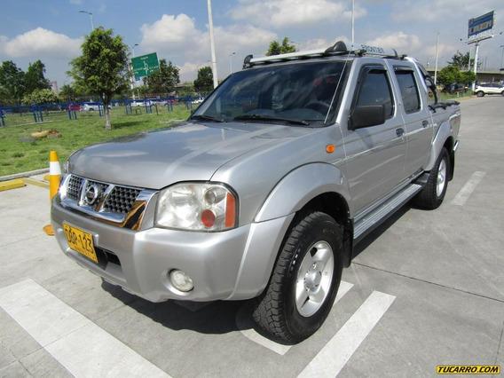 Nissan Frontier Nissan Frontier 4x4 - Fullequi