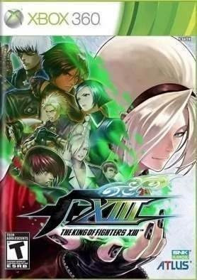 The King Of Fighters Xiii Xbox 360 M. Digital Roraima Games