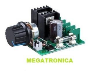 Megatronica Driver Controlador De Velo Pwm Motor 10a9va50vdc