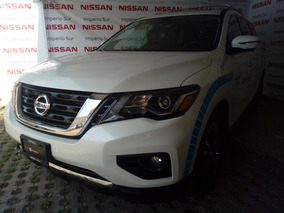 Nissan Pathfinder Exclusive Cvt 2018