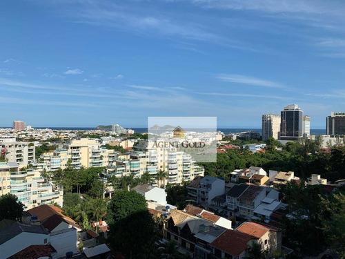 Apartamento Com 3 Dormitórios À Venda, 130 M² Por R$ 1.599.000,00 - Barra Da Tijuca - Rio De Janeiro/rj - Ap1816