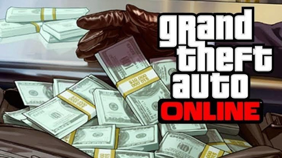 Gta V Online Dinero 1 Millón Solo Ps4 Seguro