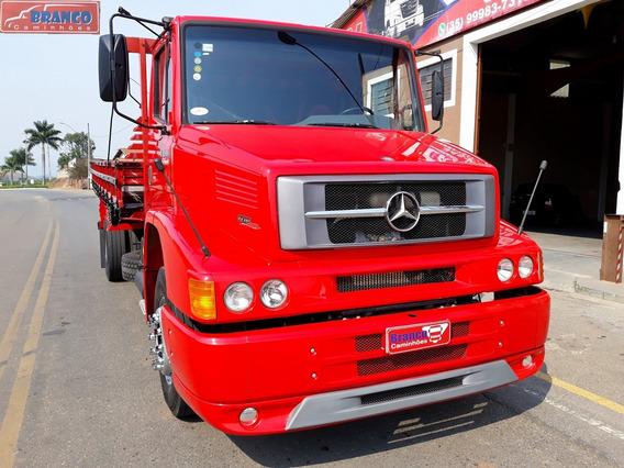 Caminhão Mb L1318 Reduzido,ano 2011,c/113.000 Km,único Dono!
