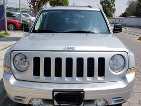 Jeep Patriot Limited 2012 Plata