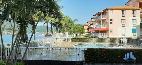Ótimo Apartamento Com Vista Para O Mar Em Itacuruçá - Mangaratiga/rj - 357 - 67859460