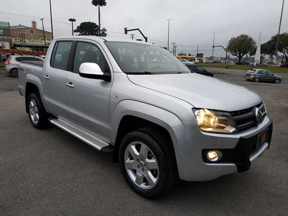 Volkswagen Amarok 2.0 Cd 4x4 S Diesel Manual 2014