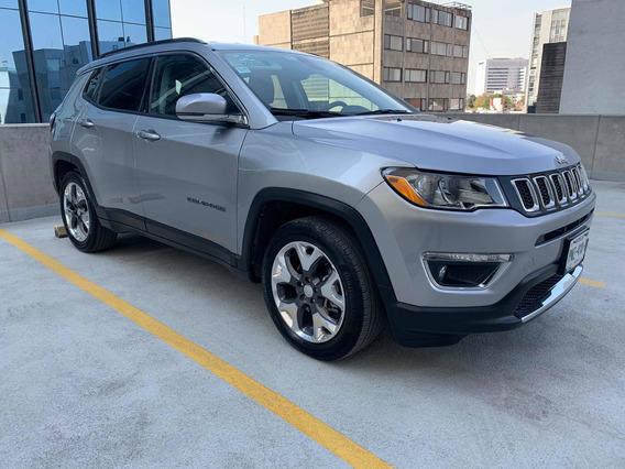 Jeep Compass 2.4 Limited 4x2 At 2019 Oferta Unico Dueño
