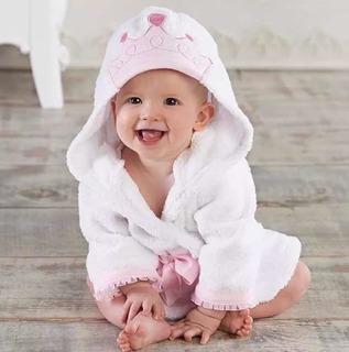 Batas Para Bebés Algodón