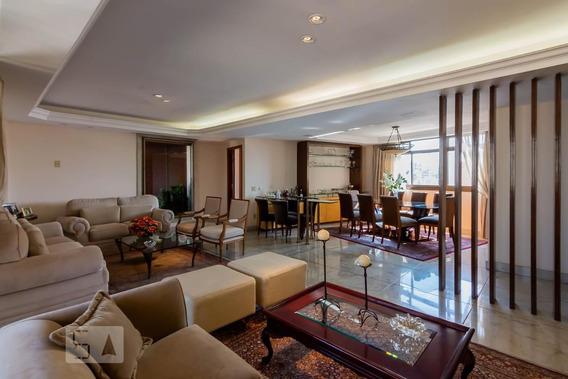 Apartamento No 11º Andar Com 4 Dormitórios E 4 Garagens - Id: 892960879 - 260879