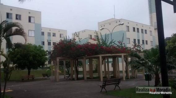 Apartamento No 2º Andar, Dois Dormitórios - Jardim Da Glória - Cotia - Sp - Ap0442