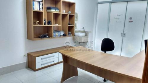 Imagem 1 de 30 de Sobrado Para Alugar, 399 M² Por R$ 9.000,00/mês - Jardim - Santo André/sp - So2130