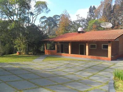 Chácara Rural À Venda, Das Brotas, Cotia. - Ch0182