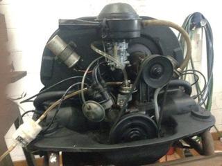 Vendo Motor Vw 13oocc - Todo Revisado - Livre De Cadastro