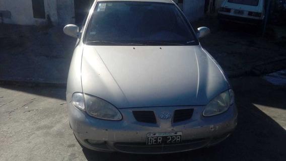 Hyundai Elantra 2.0 Gls At 2000