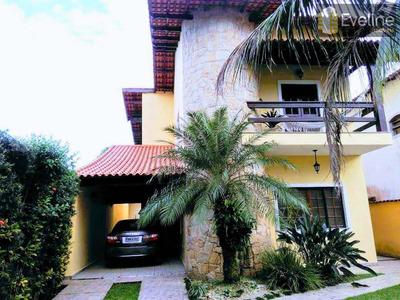 Casa A Venda - Bertioga - Jardim Vista Linda - 3 Dms (1 Suíte) - V648