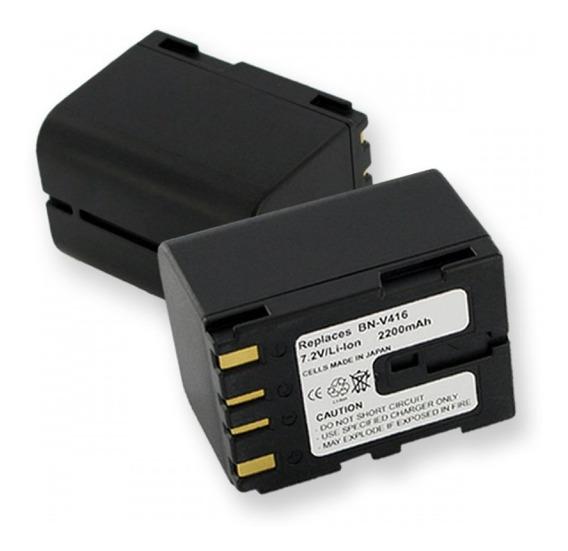 Bateria Para Câmera De Vídeo Jvc Bn-v416u