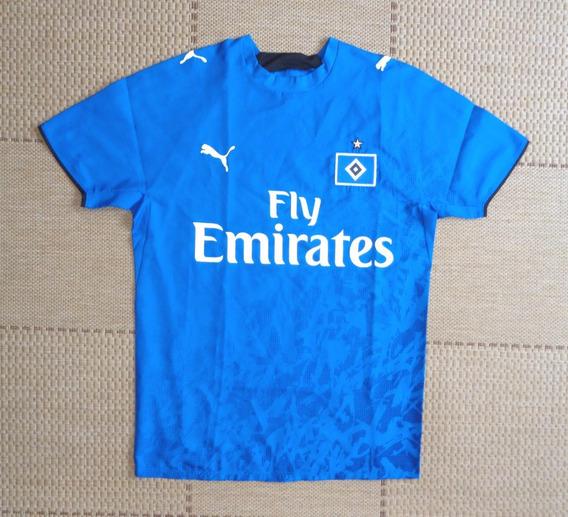 Camisa Original Hamburgo 2006/2007 Away